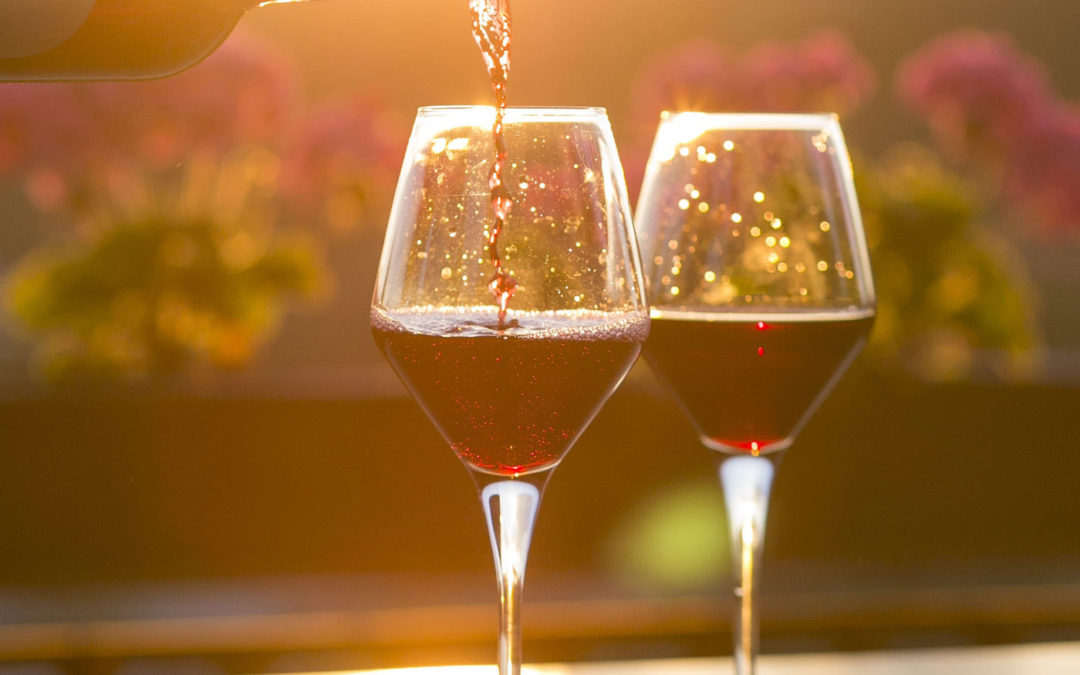 Calories du vin