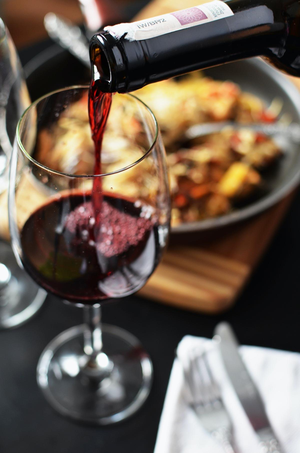 calorie vin blanc rouge rose champagne regime